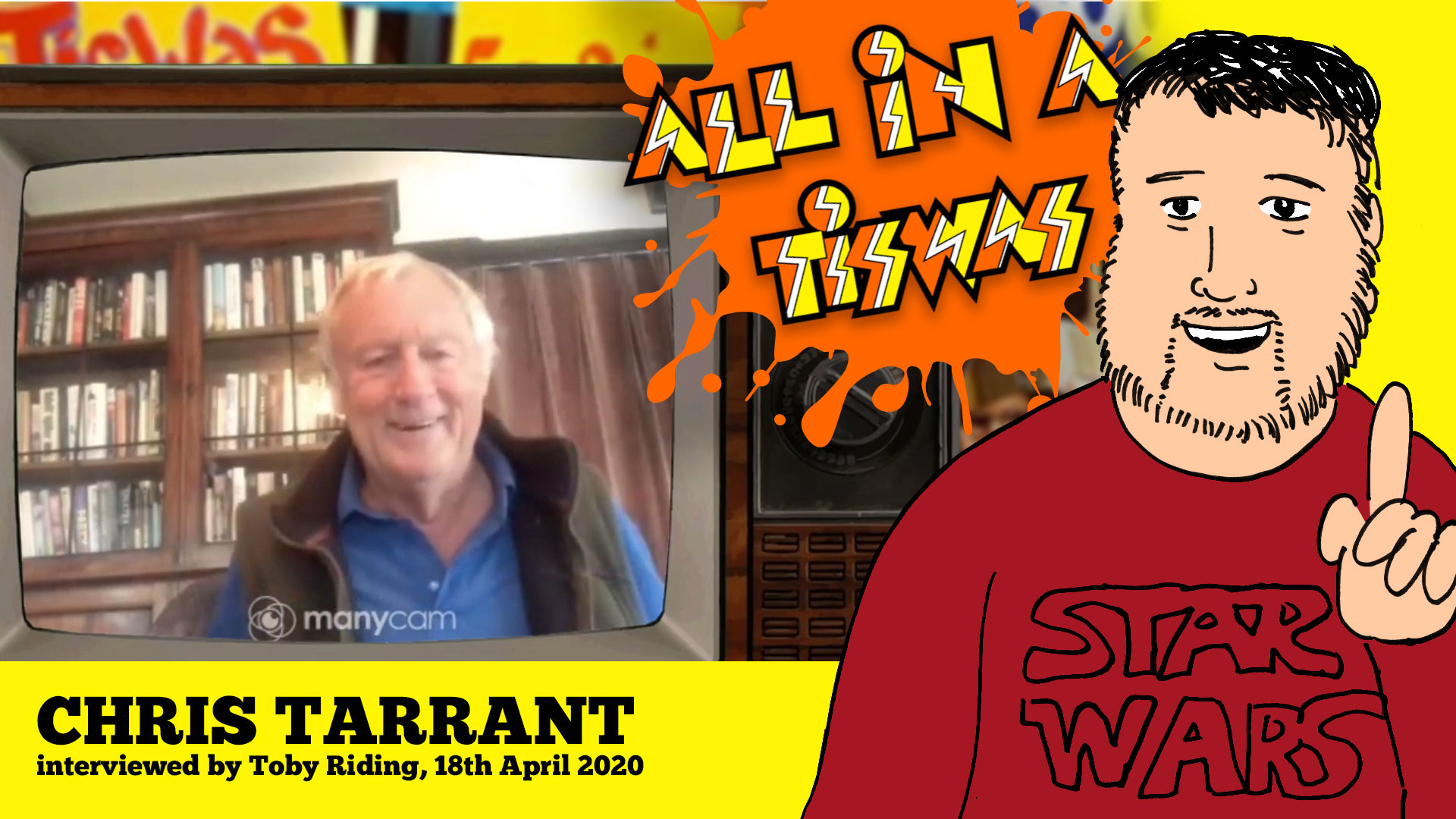 Chris Tarrant interview