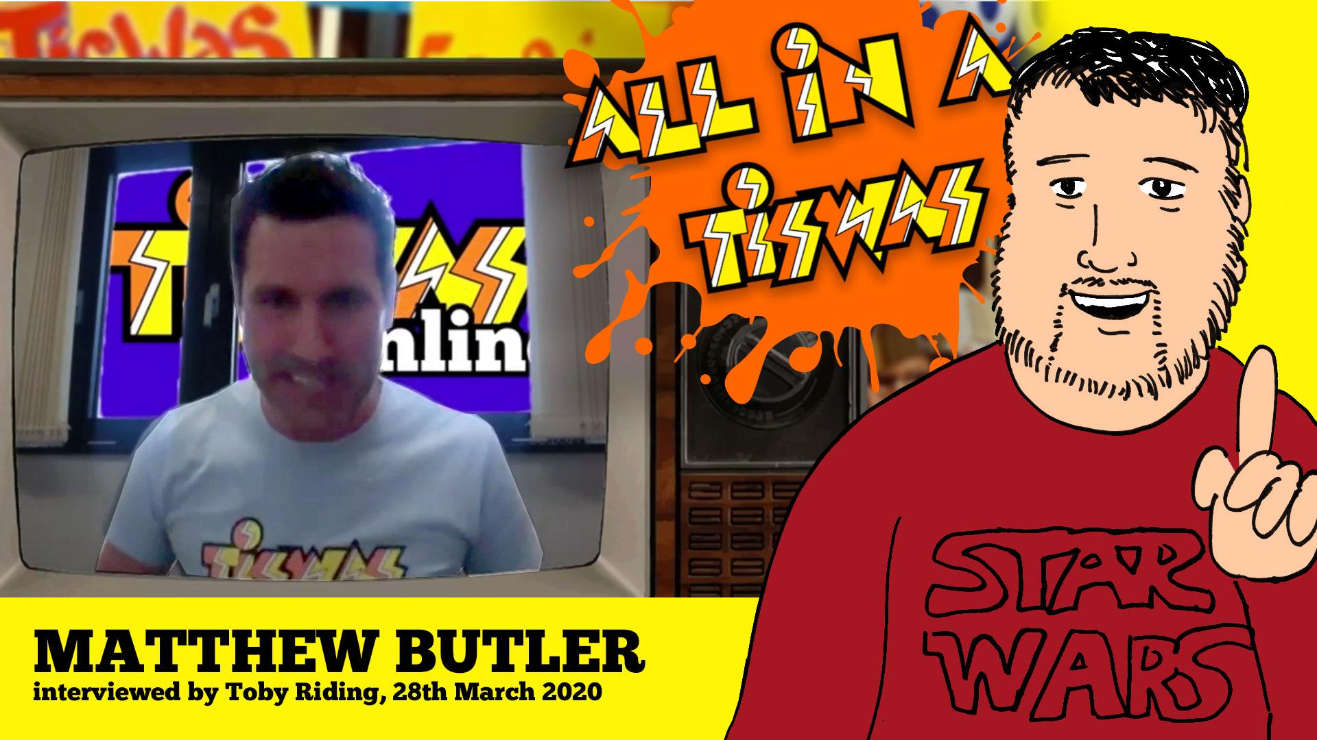 Matthew Butler interview