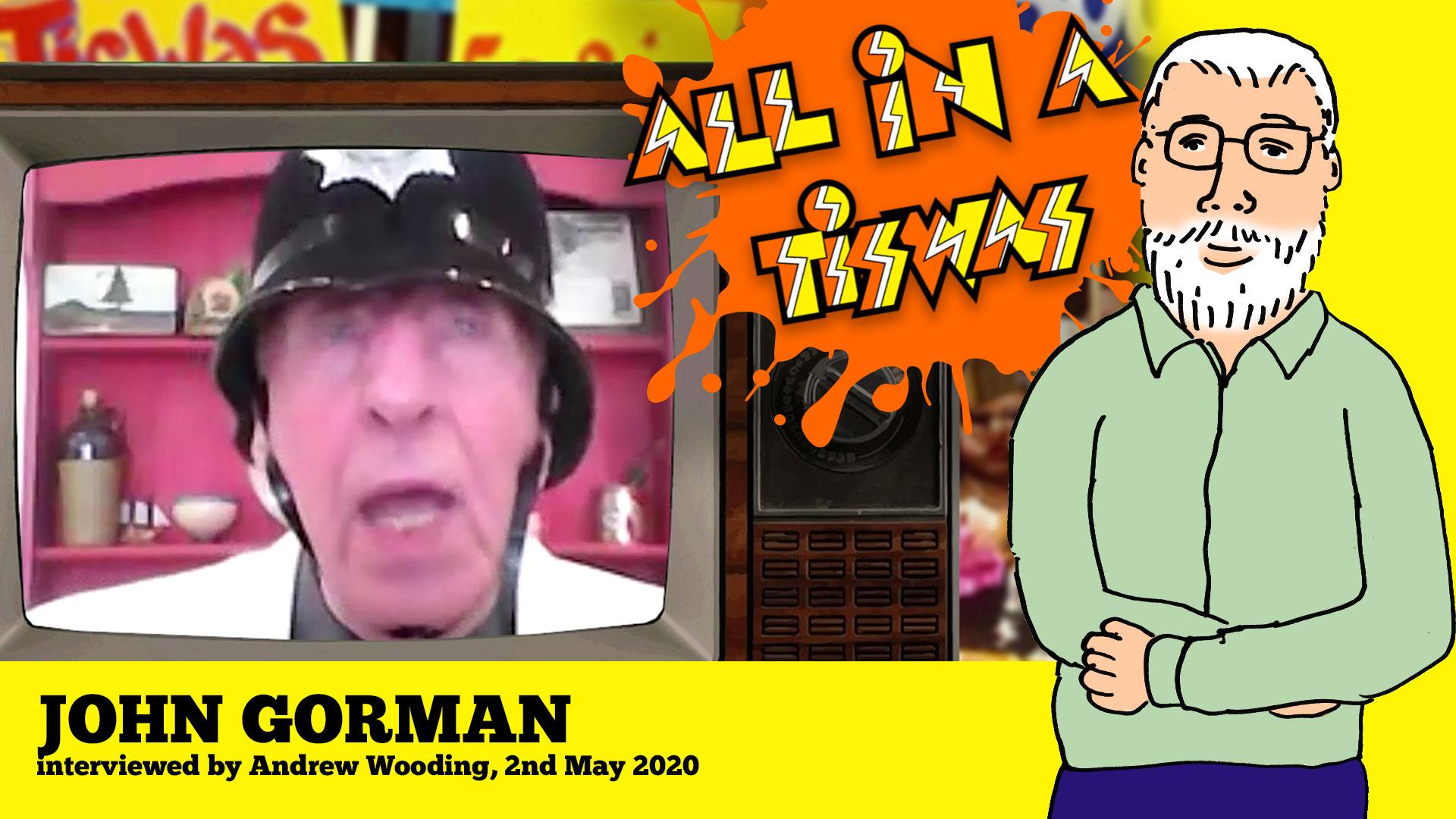 John Gorman Tiswas interview